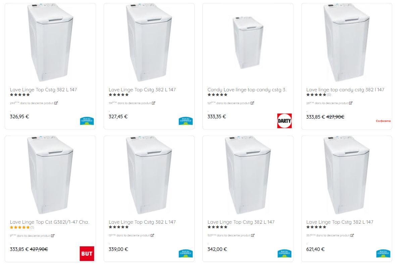 Screenshot of the Retail Shake tool