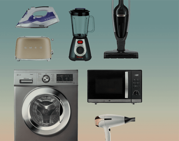 Domestic appliances tools and accessories